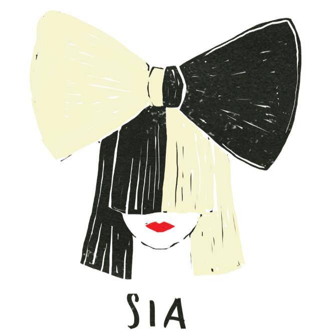 Sia Pic 876666 دانلود آهنگ Bang My Head از سيا (Sia) و David Guetta با متن