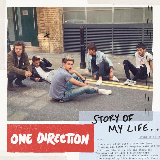 Story Of My Life دانلود آهنگ Story Of My Life از وان دایرکشن One Direction | MP3 320