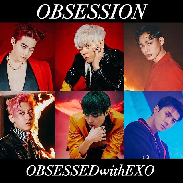 Exo Obsession Pic87y دانلود آهنگ Obsession از گروه اکسو EXO با ترجمه متن فارسی
