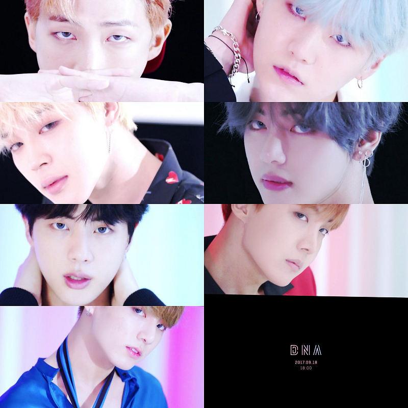 BTS DNA Pic87765 دانلود آهنگ DNA (دی ان ای) از BTS با بهترین کیفیت و ترجمه متن