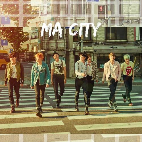BTS Picture 998776 دانلود آهنگ Ma City از بی تی اس (BTS) با ترجمه متن فارسی