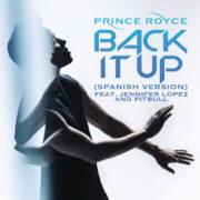 دانلود آهنگ Prince Royce Ft. Jennifer Lopez & Pitbull به نام Back It Up با متن