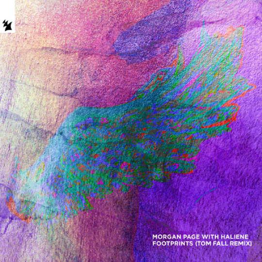 Footprints Tom Fall Remix766 دانلود آهنگ Footprints (Tom Fall Remix) از Morgan Page & HALIENE