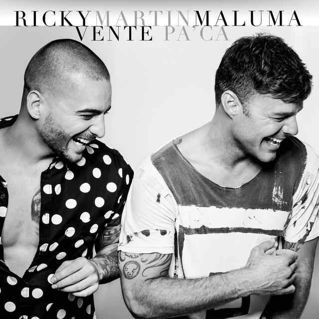 Maluma Pic 987766555 دانلود آهنگ ونته پاکا Vente Pa Ca از ریکی مارتین و Maluma با متن