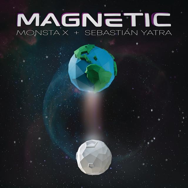 Monsta X دانلود آهنگ Magnetic از مانستا اکس (Monsta X) و Sebastian Yatra