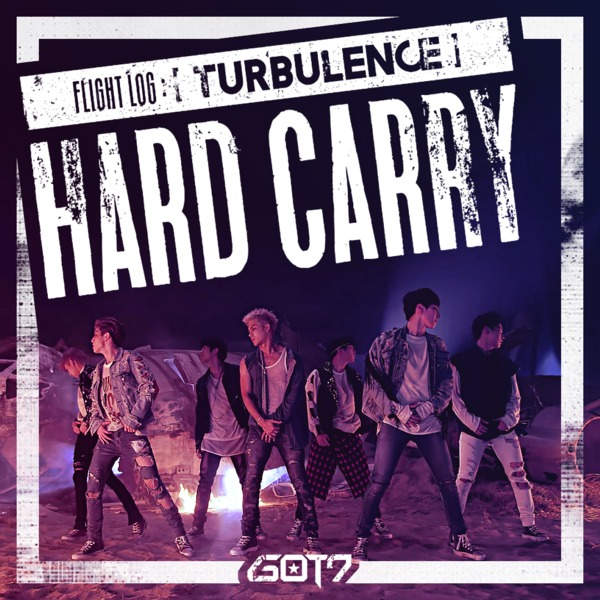 GOT 7 Hard Carry Pic 76655 دانلود آهنگ Hard Carry از گات سون (GOT7) با متن