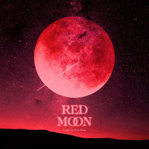 Kard Pic دانلود آهنگ Red Moon از گروه کارد (Kard) با کیفیت اصلی و متن