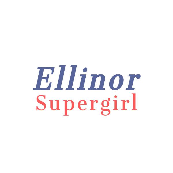 Ellinor Supergirl Pic8777 دانلود آهنگ Supergirl از Ellinor با کیفیت اصلی و متن