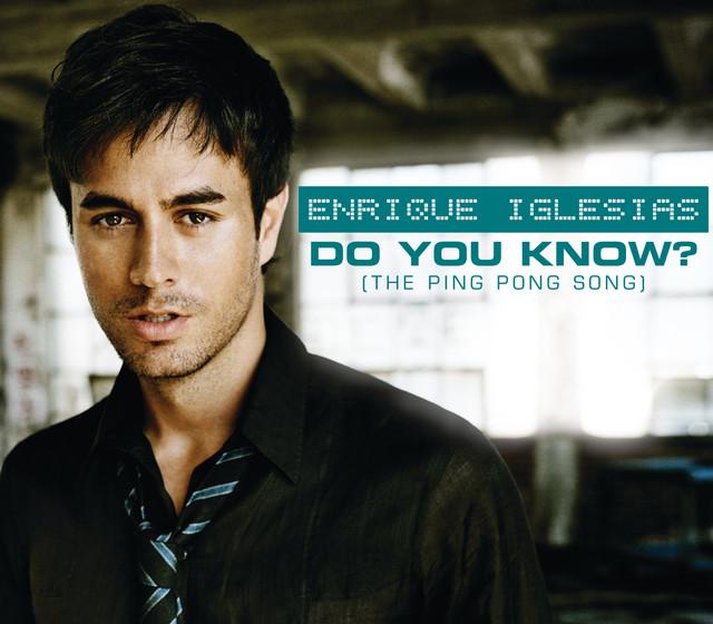 Enrique Iglesias Do You Know Cover 88777 دانلود آهنگ Do You Know از انریکه ایگلسیاس با کیفیت 320 و ترجمه
