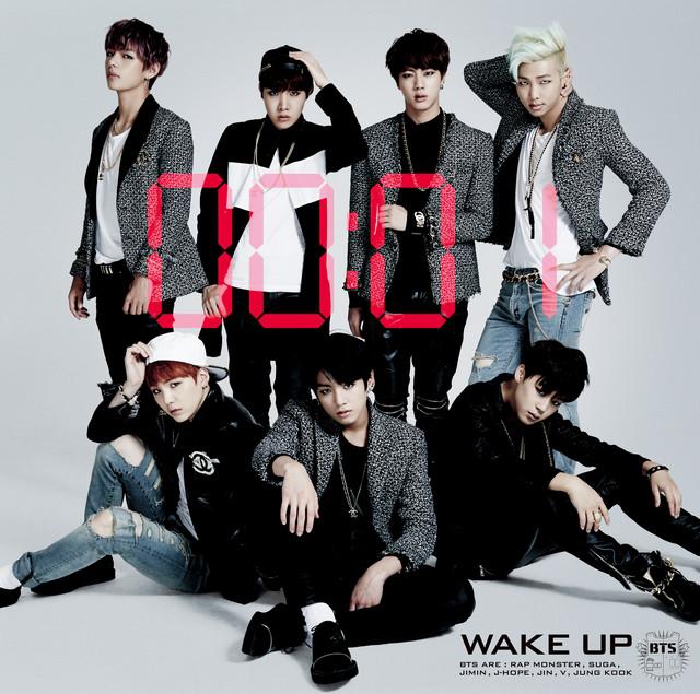 BTS Wake Up Album دانلود آلبوم Wake Up از گروه بی تی اس (BTS) با کیفیت اصلی