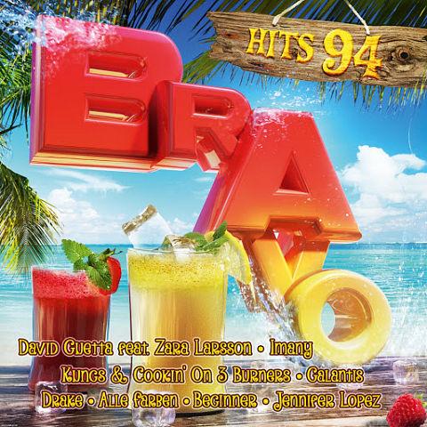 Bravo Hits 94 2016 دانلود بهترین آهنگ های سال 2016 در مجموعه Bravo Hits Vol 94