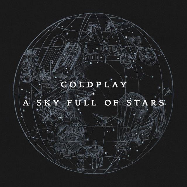 A Sky Full Of Stars Cover 8776 دانلود آهنگ A Sky Full Of Stars از Coldplay با کیفیت اصلی و متن