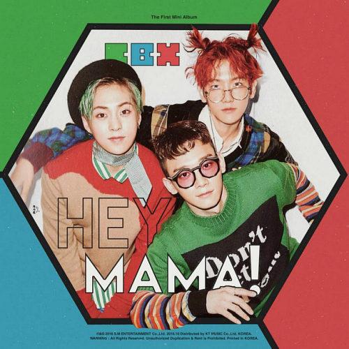 EXO CBX Hey Mama Cover دانلود آهنگ Hey Mama (هی ماما) از گروه EXO CBX به همراه متن