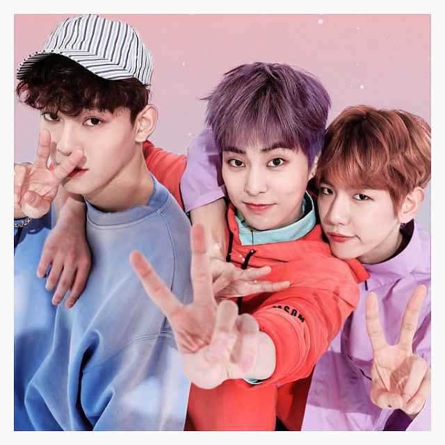 اکسو سی بی اکس (EXO-CBX) - Blooming Day