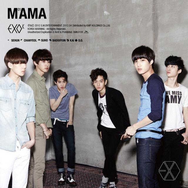 دانلود آهنگ Mama از گروه EXO-K با ترجمه و متن فارسی