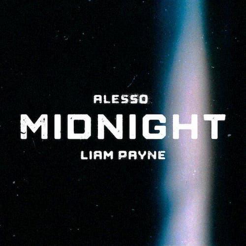 Midnight Cover دانلود آهنگ Midnight از لیام پین (Liam Payne) و Alesso با متن