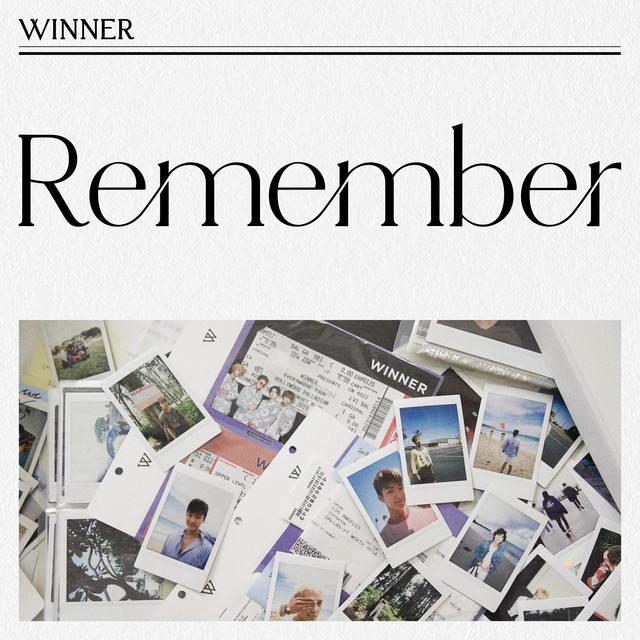 Winner Album 2020 دانلود آلبوم Remember از گروه وینر Winner با کیفیت عالی