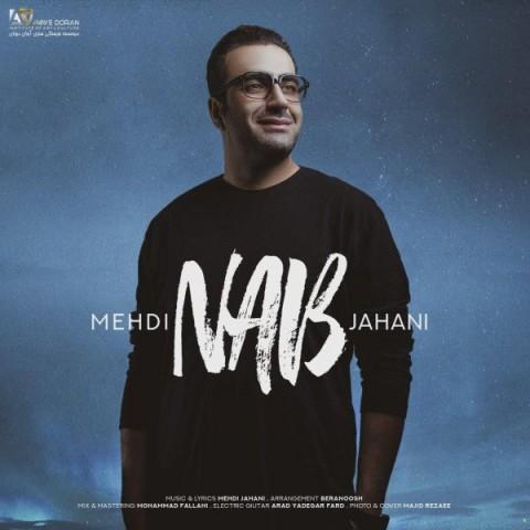 mehdi jahani nab دانلود آهنگ ناب (کم کم داره از دستم میره دلم) از مهدی جهانی با متن