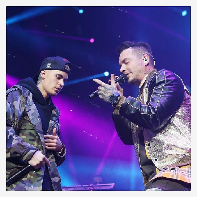 جاستین بیبر و جی بالوین دانلود آهنگ La Bomba از جاستین بیبر (Justin Bieber) و J Balvin + متن