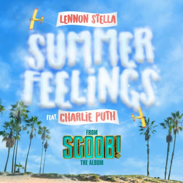 Lennon Stella Summer Feelings Ft Charlie Puth 1 دانلود آهنگ Summer Feelings از چارلی پوث Charlie Puth و Lennon Stella