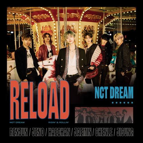 NCT DREAM Cover 77666 دانلود آلبوم Reload از گروه ان سی تی دریم (NCT Dream)