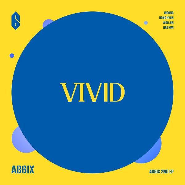 AB6IX Cover 877777 دانلود آلبوم VIVID از AB6IX با کیفیت اصلی