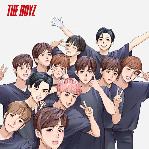 The Boyz Picture 65554 1 دانلود آهنگ CHECKMATE از THE BOYZ با کیفیت اصلی و متن