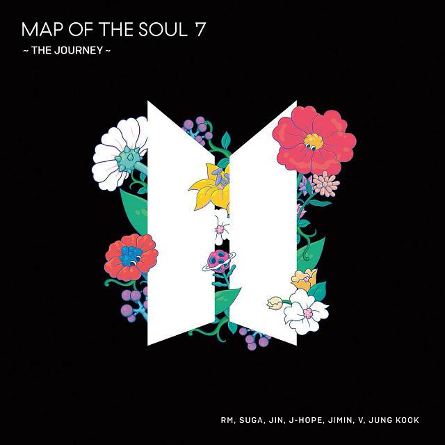 BTS Album Cover 777777 2