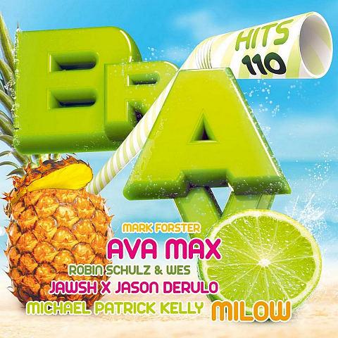 Bravo Hits Cover 877665 دانلود مجموعه آهنگ های خارجی جدید Bravo Hits Vol.110 2020