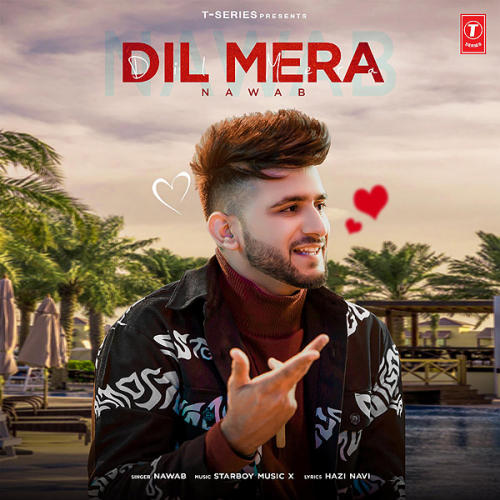 Dil Mera Cover 1 1 دانلود آهنگ هندی دیل مرا Dil Mera از Nawab با کیفیت اصلی و متن