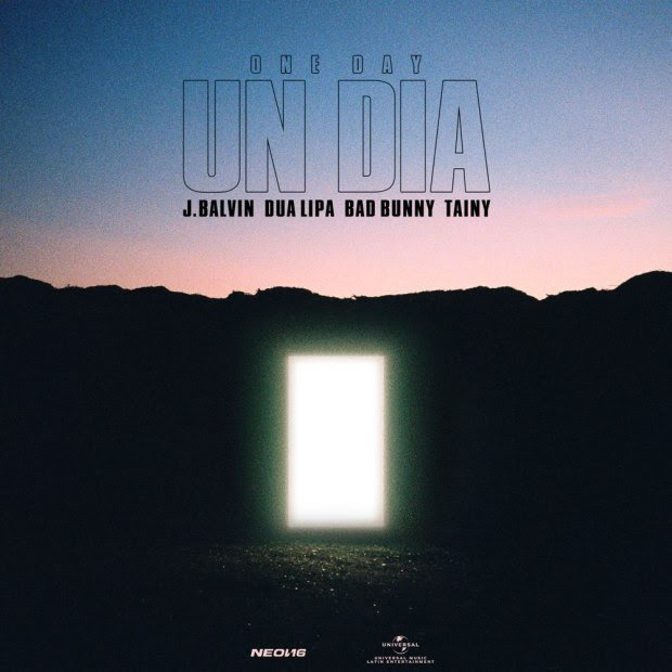 J Balvin UN DIA ONE DAY 1 دانلود آهنگ UN DIA (ONE DAY) از دوآ لیپا (Dua Lipa) و J Balvin