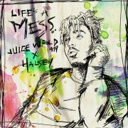 دانلود آهنگ Life's A Mess از هالزی و جویس ورلد Juice WRLD ft. Halsey