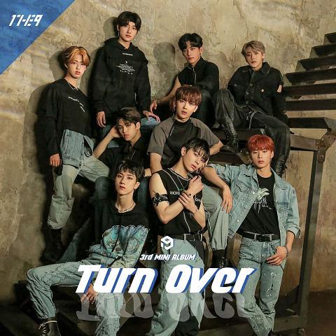 Kpop Cover 7777 1 دانلود آلبوم Turn Over از 1THE9 با کیفیت اصلی