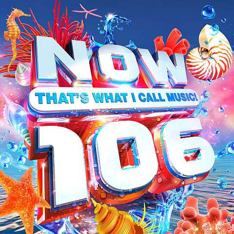 Music 106 Pic دانلود مجموعه آهنگ های خارجی برتر NOW T What I Call Music! 106
