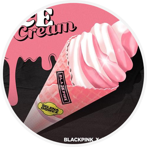 Blackpink And Selena Gomez 1 آهنگ Ice Cream از بلک پینک (Blackpink) و سلنا گومز