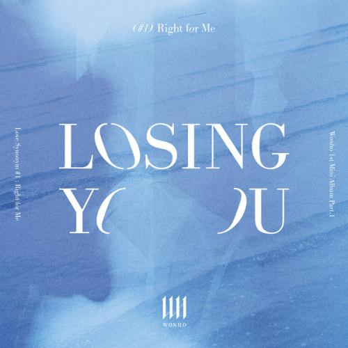 Cover Picture 83884 1 دانلود آهنگ Losing You از وونهو WONHO با کیفیت اصلی و متن