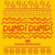 دانلود آهنگ دومبی دومبی DUMDi DUMDi از گروه جی آیدل (G)I-DLE با متن