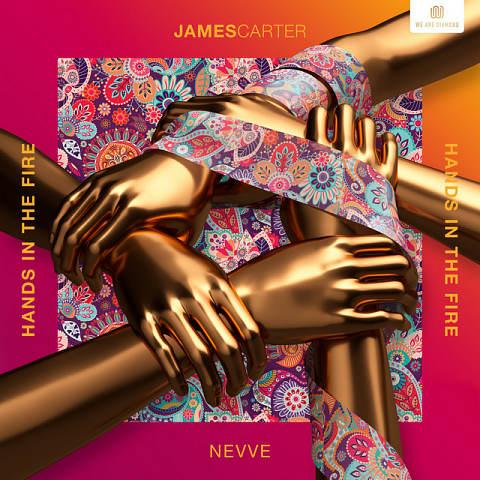 James Carter Cover 1 دانلود آهنگ Hands In The Fire از James Carter & Nevve با کیفیت اصلی و متن