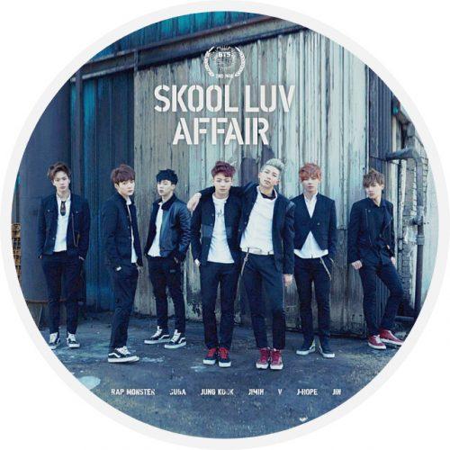 BTS Skool Luv Affair 500x500 دانلود آلبوم Skool Luv Affair از BTS با کیفیت اصلی
