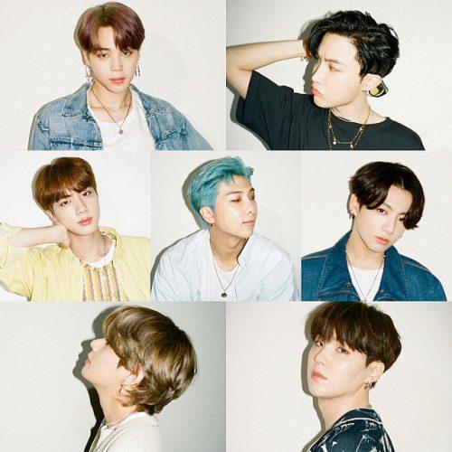 BTS Youre so Beautiful 500x500 دانلود آهنگ You're so Beautiful از BTS با کیفیت اصلی و متن