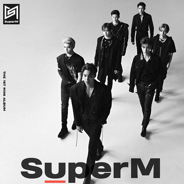 SupeM Album Cover 83838 1 دانلود آلبوم SuperM   The 1st Mini Album از SuperM با کیفیت اصلی