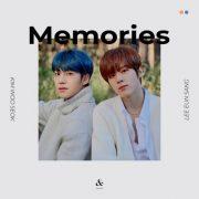 دانلود آهنگ Memories از KIM WOO SEOK & Lee Eun Sang با متن