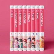 دانلود آلبوم گروه کره ای PENTAGON به نام LOVE or TAKE با کیفیت اصلی