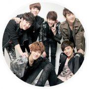 دانلود آهنگ گروه اکسو-کی Angel با کیفیت اصلی و متن (EXO-K)