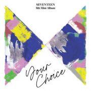 دانلود آلبوم جدید Your Choice' از گروه کره ای SEVENTEEN