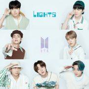 آهنگ زیبای Lights از گروه بی تی اس [BTS] با کیفیت اصلی و متن