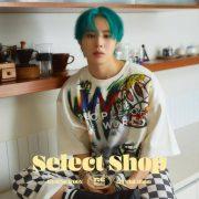 دانلود آلبوم جدید Select Shop از HA SUNG WOON با کیفیت اصلی