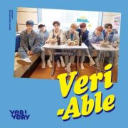 آلبوم زیبای 2nd Mini Album 'VERI-ABLE' از VERIVERY با کیفیت اصلی