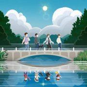 دانلود آهنگ زیبای Once upon a time از W24 با کیفیت اصلی