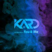 آلبوم You And Me از KARD با کیفیت اصلی